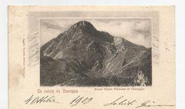 Y 121) DINTORNI DI VIAREGGIO - MONTE PANIA 1903 - Viareggio