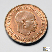 Sierra Leona - 1 Cent - 1964 - UNC - Sierra Leone