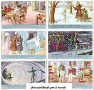 Chromo Liebig Sang. 1750 ITA Le Avventure Di Pinocchio ANNO 1961 - Liebig