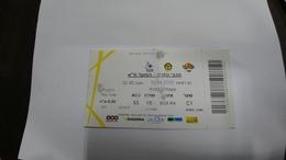 Israel-match Tickets-(20)-foot Ball-maccabi Netanya-hapoel Tel Aviv-(10.4.2016)-(number-2737804)-payler - Match Tickets
