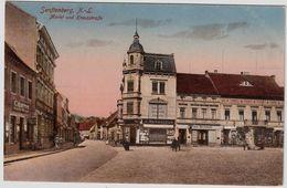 """1928, """" Senftenberg """" Innerort , A155 - Deutschland"""