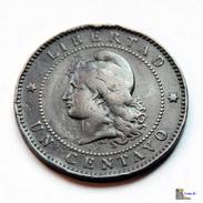 Argentina - 1 Centavo - 1891 - Argentina