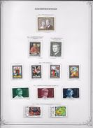 Liechtenstein - Collection Vendue Page Par Page - Timbres Neufs * Avec Charnière - TB - Verzamelingen & Reeksen