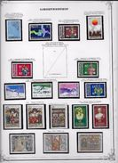 Liechtenstein - Collection Vendue Page Par Page - Timbres Neufs ** Sans Charnière - TB - Collections