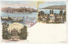 Ricordo Dell Isola Bella. - Autres Villes