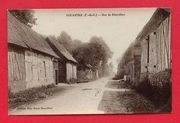 CPA: Souastre (62) Rue De Bienvillers - Other Municipalities