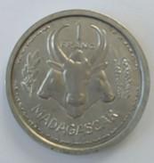Madagascar - 1 Franc 1948 - - Madagascar