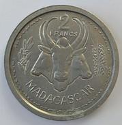 Madagascar - 2 Francs 1948 - - Madagascar