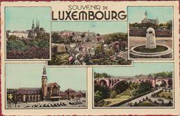 Luxemburg Luxembourg Souvenir De - Luxembourg - Ville