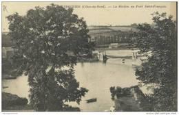 Tréguier. Côtes Du Nord 22. La Rivière Au Pont St-François. - Tréguier