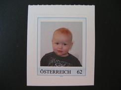 PM Postfrisch, Johannes Selbstklebend - Österreich