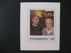 PM Postfrisch, Helmut Und Ferry Selbstklebend - Österreich