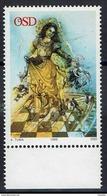 Schaken Schach Chess Ajedrez - Österreichische Staatsdruckerei - Vignet Caïssa - Echecs