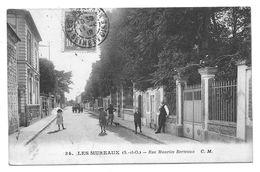 78 - LES MUREAUX - Rue Maurice Berteaux - Les Mureaux