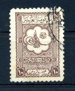 1926-27 ARABIA SAUDITA N.77 USATO - Arabia Saudita