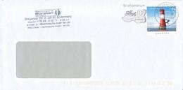 BRD BZ 03 MWST 2012 Briefzentrum Cottbus Postkutsche Landkarte Mi. 2935 Leuchtturm Arngast Technische Bürsten Spremberg - Post