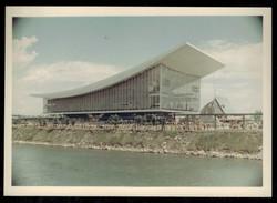 Photo 12 X 9 - Canada Québec Montréal Exposition Universelle 1967 Pavillon De L'URSS --- Del086 - Lieux