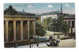 CPA VARSOVIE WARSZAWA IZBA SKABOWA ( Carte Colorisée ) - Poland