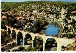07----VOGUE---le Viaduc La Maison Familiale Et Le Village--( Camping )--voir 2 Scans - France