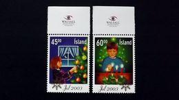 Island 1049/0 **/mnh, Weihnachten - 1944-... Republik