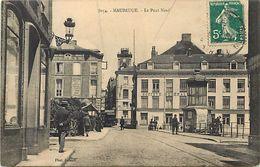 - Dpts Div.-ref-VV541- Nord - Maubeuge - Le Pont Neuf - Societe Generale - Banques - Chapellerie - Tramway - - Maubeuge