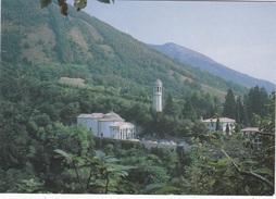 CRESPANO DEL GRAPPA - VEDUTA SANTUARIO MADONNA DEL COVOLO VG  AUTENTICA 100% - Treviso