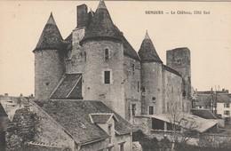 77 - NEMOURS - Le Château, Côté Sud. - Nemours