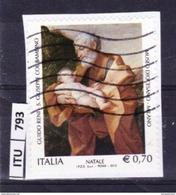 ITALIA REPUBBLICA   2013, Natale, San Giuseppe, Usato - 2011-...: Used