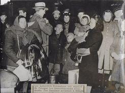 POLOGNE / EXPULSION DES RESSORTISSANTS ALLEMANDS / PHOTO KEYSTONE 1945.50 - Guerre, Militaire
