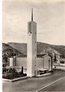 07----église Du POUZIN--architecte : Maurice BINY--voir 2 Scans - France