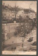 Carte Postale De 1916 ( Genève / Rampe De La Treille ) - GE Genève