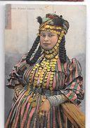 FEMME ARABE Recouverte De PIECES D'OR -  Costume Traditionnel Et Bijoux   éditeur L.L. PARIS N° 6233 - Monnaies (représentations)