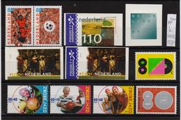 Netherlands 2000, 3 Complete Sets, MNH. Cv 12,70 Euro - Unused Stamps