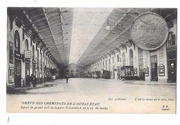 REPRESENTATION PIECES FRANCAISE De 5 Francs - C'est La Thune Qu'il Faut Aux CHEMINOTS DE L'OUEST-ETAT EN GREVE - Munten (afbeeldingen)