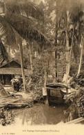 Paysages Cochinchiniois ThU-duc ( LOT 19) - Viêt-Nam