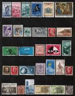 ITALY---Collection Of USED DL-437 - Collections (without Album)