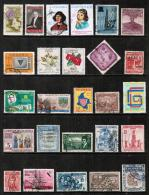 COLOMBIA---Collection Of USED DL-443 - Stamps