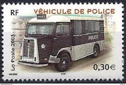 France 2003 - Police Vehicle ( Mi 3758 - YT 3616 ) - Police - Gendarmerie