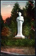 A9221 - Sangerhausen - Kaiserin Augusta Victoria - Denkmal Im Rosarium - Carl Drechsel Leipzig - Monuments