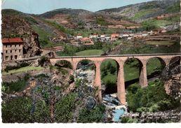 07-----RARE----SAINT JULIEN-BOULI7RES---pont Sur L'eyrieux--voir 2 Scans - France
