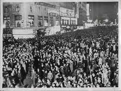 USA / FOULE ELECTIONS PRESIDENTIELLES / PHOTO KEYSTONE 1945.50 - Luoghi