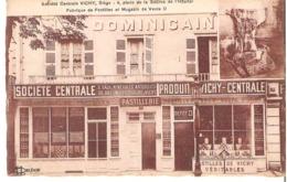 VICHY   Fabrique De Pastilles Et Magasin De Vente - Vichy