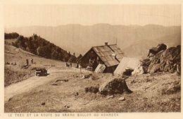 CPA - HOHNECK (68) - Aspect De La Ferme-Auberge Le Treh Dans Les Années 30 - Autres Communes