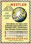 Original-Werbung/ Anzeige 1949 - RECHENSCHIEBER / ALBERT NESTLER - LAHR (SCHWARZWALD) - Ca. 130 X 180 Mm - Publicités