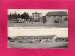 71 Saône Et Loire, Autun, Caserne Changarnier, 29 ème D'Infanterie, Instruction Des Jeunes Recrues, Animée, 1923 - Casernes