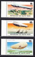 HAUTE-VOLTA N°  385 à 387 ** MNH Neufs Sans Charnière, TB (D1211) - Haute-Volta (1958-1984)