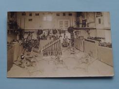 Matériel D'Armement ( Geweren, Mitrailletten ) 2e Régiment De CHASSEURS à PIED - 1931 (  Zie Foto Details ) ! - Guerre, Militaire