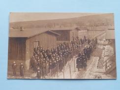 Concentratiekamp ( No ID ) Gevangenenkamp - 19?? (  Zie Foto Details ) ! - Guerre, Militaire