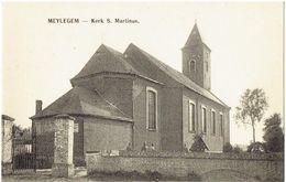 MEYLEGEM - Zwalm - Kerk Van S. Martinus - Zwalm