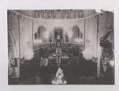 Notre Dame Du Grand Retour. Passage Dans Le Sud-Ouest. (Landes) Photo Originale. - Religión & Esoterismo